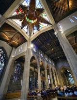 The Lanter Tower, Sheffield Cathedral